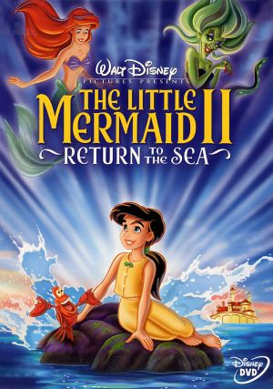 The Little Mermaid II: Return to the Sea 1528x2173