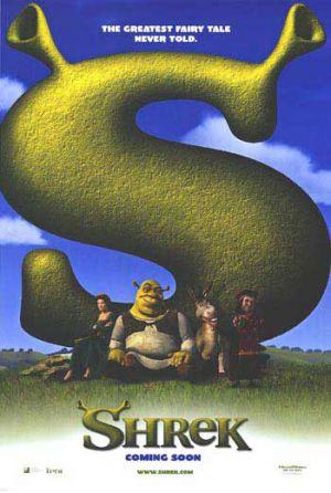 Shrek - Der tollkühne Held 350x520