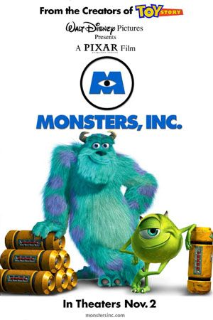 Monsters, Inc. 300x450