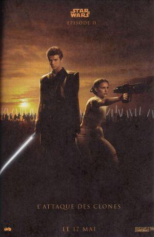 Star Wars: Episodio II - El ataque de los clones 720x1110