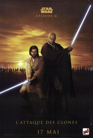 Star Wars: Episodio II - El ataque de los clones 564x839