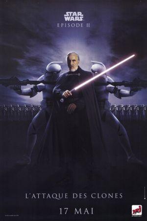 Star Wars: Episodio II - El ataque de los clones 565x846