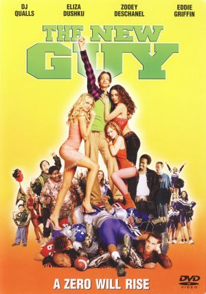 The New Guy Dvd cover