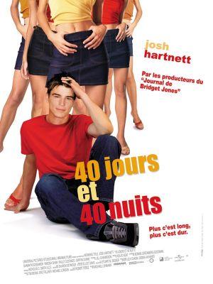 40 Days and 40 Nights 600x800