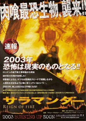 Die Herrschaft des Feuers 404x570