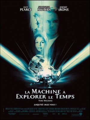 The Time Machine 600x800
