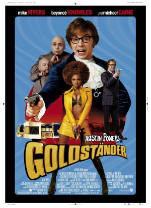 Austin Powers in Goldmember 1017x1400