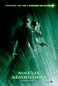 Matrix Revolutions poster