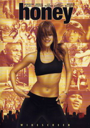 Honey Dvd cover