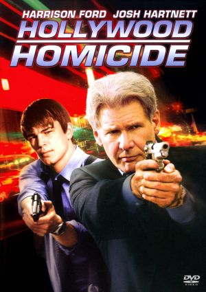 Hollywood Homicide Dvd cover