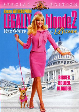 Legally Blonde 2: Red, White & Blonde 1539x2173