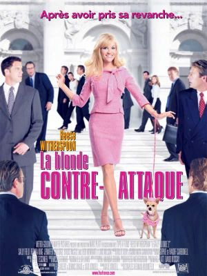 Legally Blonde 2: Red, White & Blonde 600x800