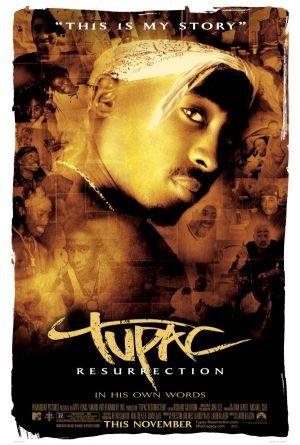 Tupac: Resurrection 600x889
