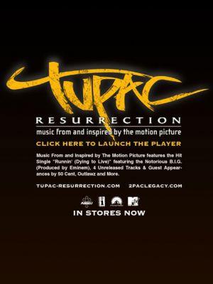 Tupac: Resurrection 451x600
