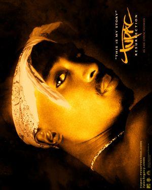 Tupac: Resurrection 1024x1280