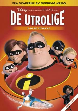 The Incredibles 332x471