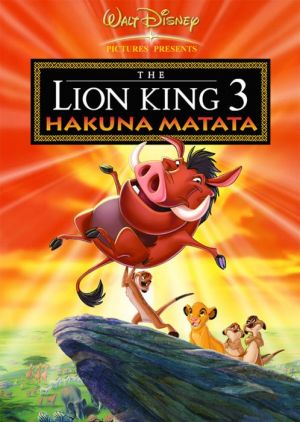 The Lion King 1½ 498x700