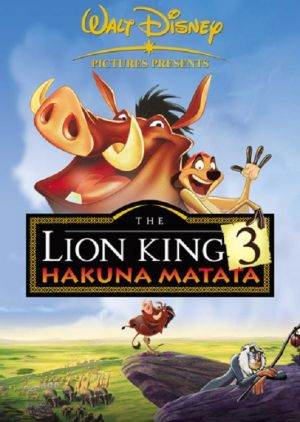 The Lion King 1½ 533x750