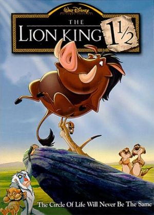 The Lion King 1½ 431x600