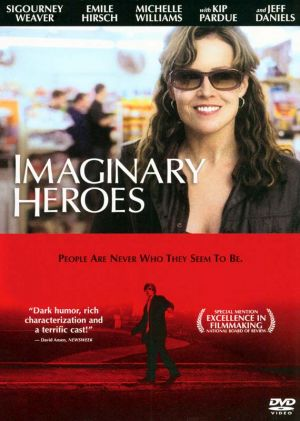 Imaginary Heroes Cover