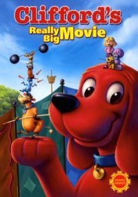 Clifford's Really Big Movie poster