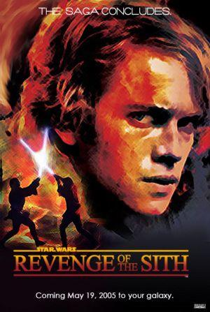Star Wars: Episodio III - La venganza de los Sith 387x576