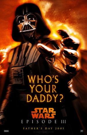 Star Wars: Episodio III - La venganza de los Sith 350x541