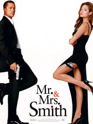Mr. & Mrs. Smith 600x800