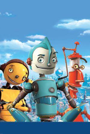 Robots 2733x4049