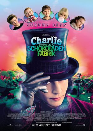 Charlie and the Chocolate Factory 2123x3000