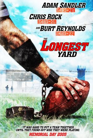 The Longest Yard 600x889