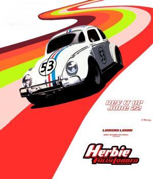 Herbie Fully Loaded - Ein toller Käfer startet durch 1280x1500