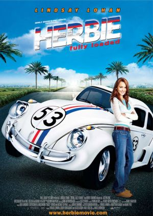 Herbie Fully Loaded - Ein toller Käfer startet durch 498x700