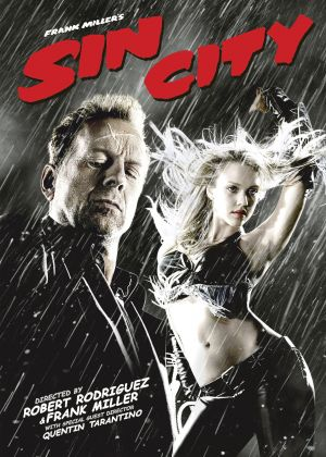 Sin City Dvd cover