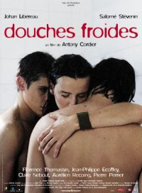 Douches froides poster
