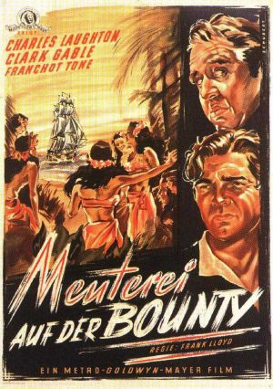 Mutiny on the Bounty 705x1000