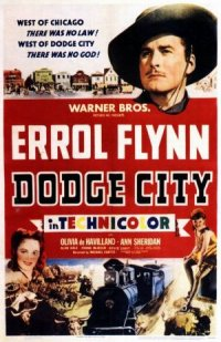 Dodge City poster