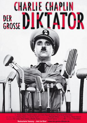The Great Dictator 495x700