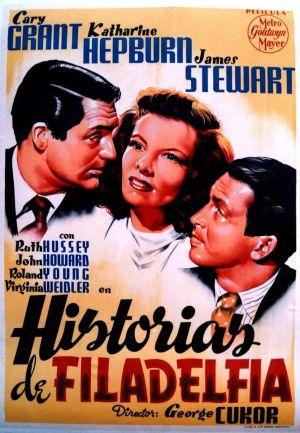 The Philadelphia Story 831x1200