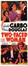 Two-Faced Woman Poster