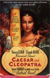 Caesar and Cleopatra Poster