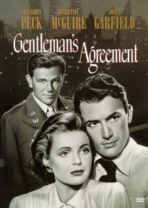 Gentleman's Agreement 702x990