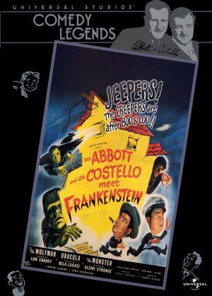 Bud Abbott Lou Costello Meet Frankenstein 1545x2158