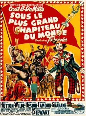 The Greatest Show on Earth 739x1000