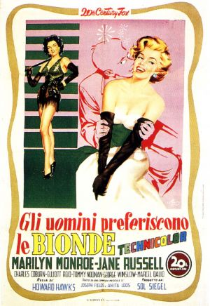 Gentlemen Prefer Blondes 770x1120