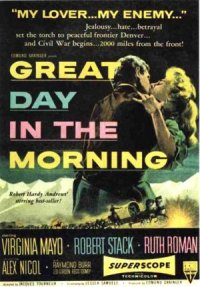 Great Day in the Morning poster