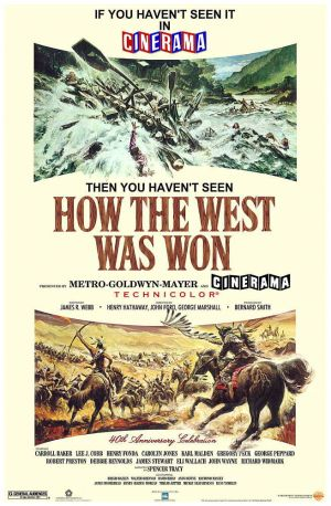 How the West Was Won 655x1000