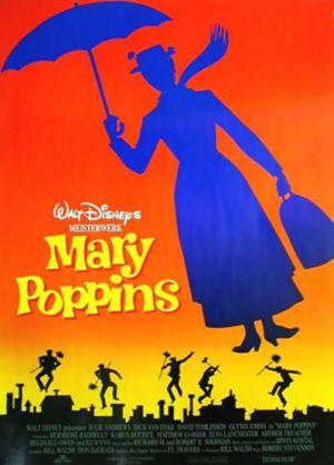 Mary Poppins 502x700