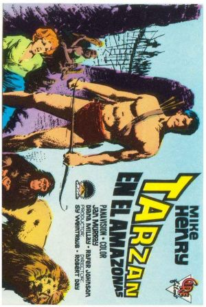 Tarzan and the Great River 806x1200