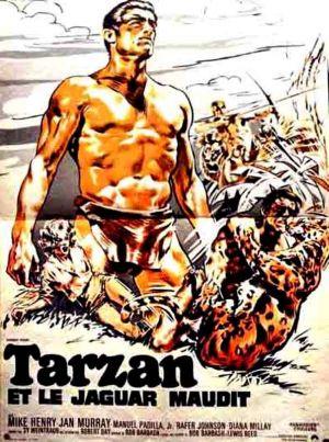 Tarzan and the Great River 596x800